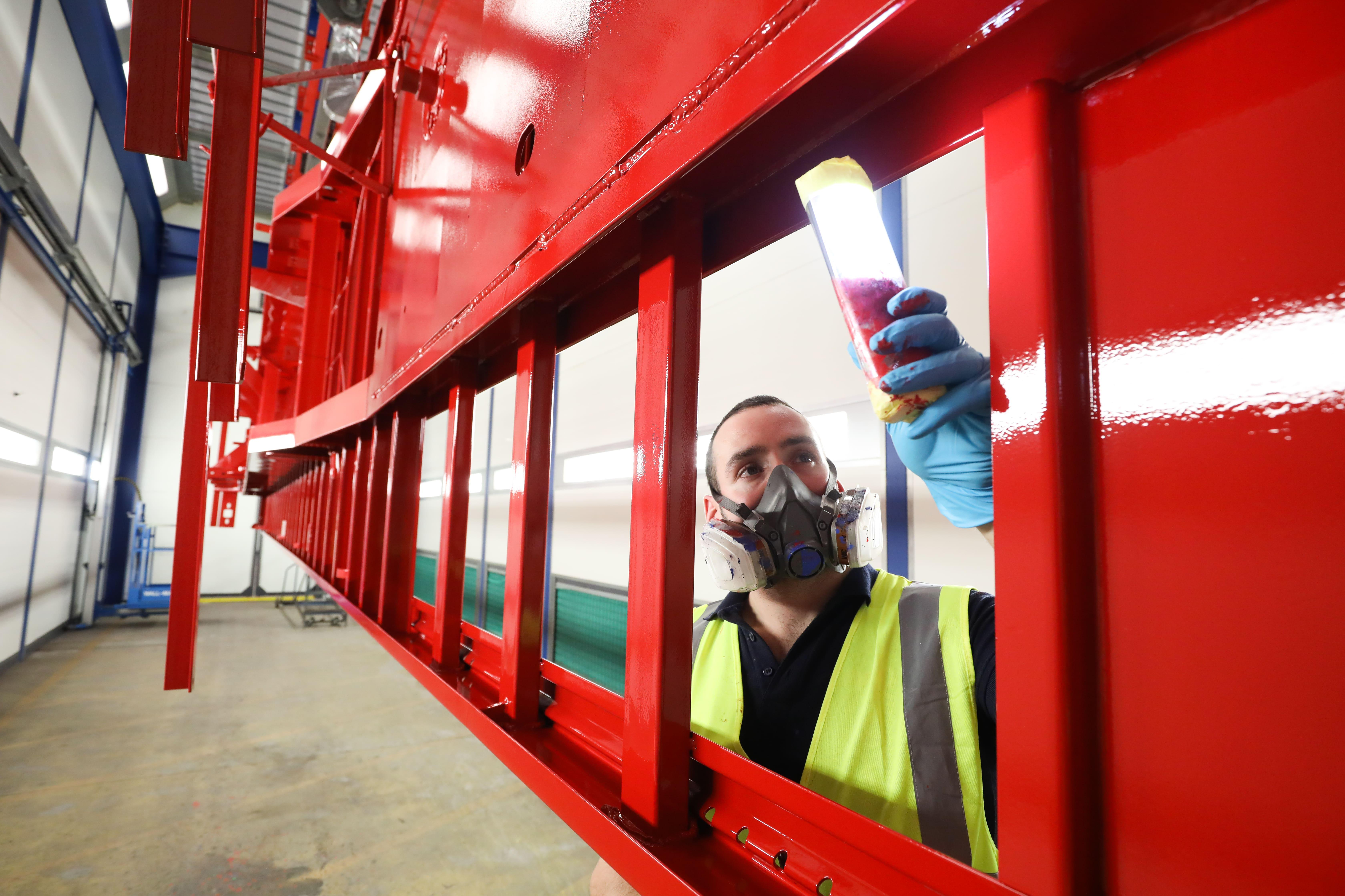 PAC Paint Spray Booths